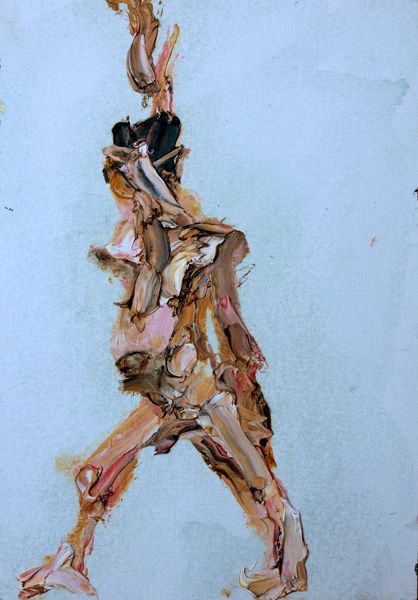 Chen Ping, 'Figure Study 13', 2011, Tally Beck Contemporary