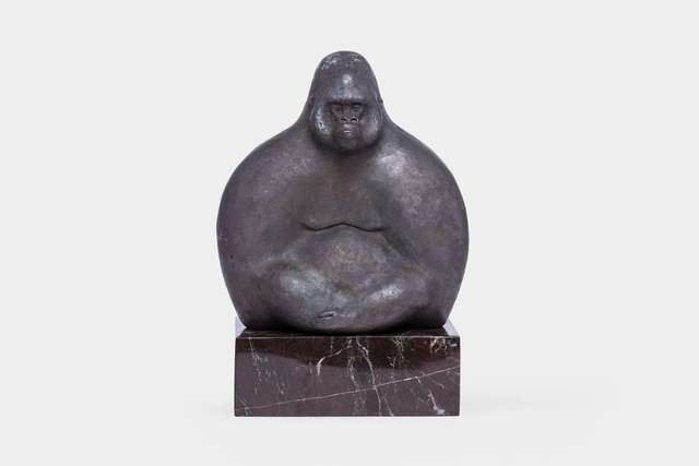 Victor Mikhailov, 'Gorilla', 2016, Galerie Makowski