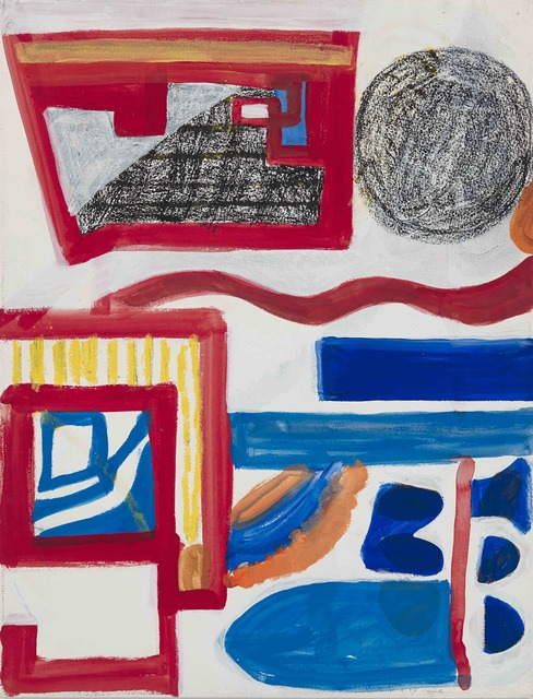 Shirley Jaffe, 'Untitled (#30)', 1996, DC Moore Gallery
