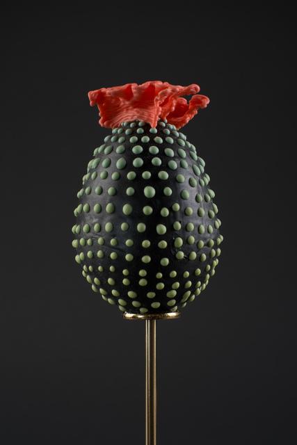 , 'Egg Norton,' 2017, Lora Reynolds Gallery