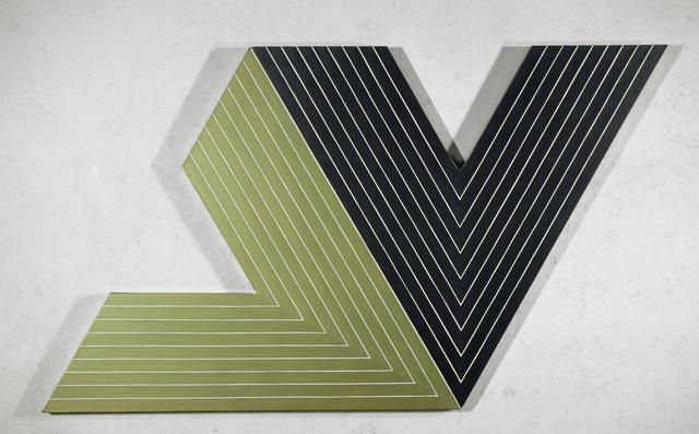 , 'Ifafa II,' 1964, Kunstmuseum Basel