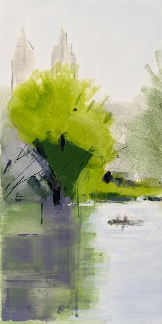 Lisa Breslow, 'Central Park Afternoon 11', 2015, Kathryn Markel Fine Arts