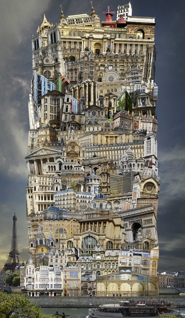 , 'Babel 34_Paris ,' 2016, Waterhouse & Dodd