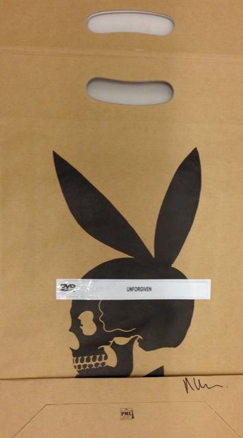 Richard Prince, 'Skull Bunny Bag(Unforgiven)', Bengtsson Fine Art