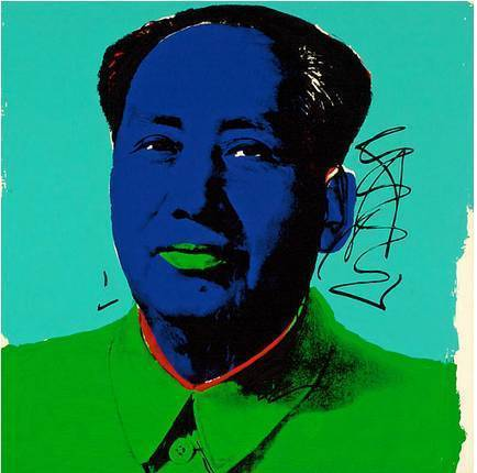 Andy Warhol, 'Mao, II.99', 1972, Upsilon Gallery