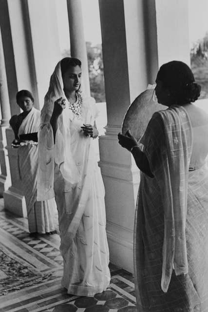 , 'Baroda, India,' 1948, Peter Fetterman Gallery