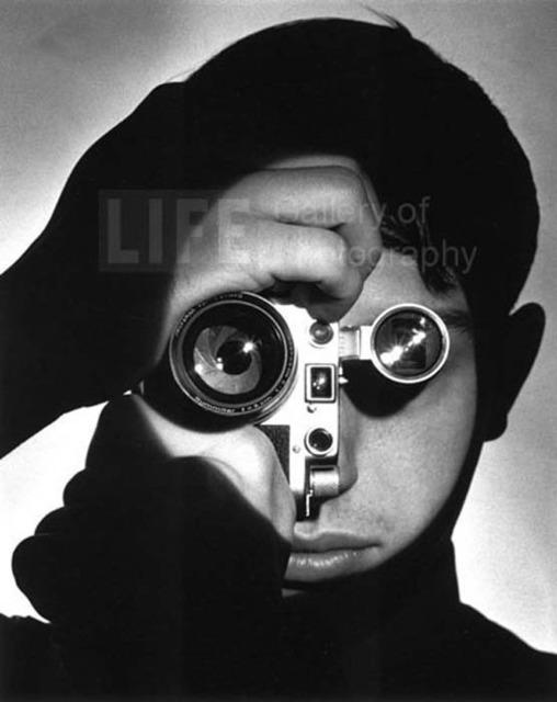 Andreas Feininger, 'The Photojournalist', 1951, Photography, Silver Gelatin Print, Contessa Gallery