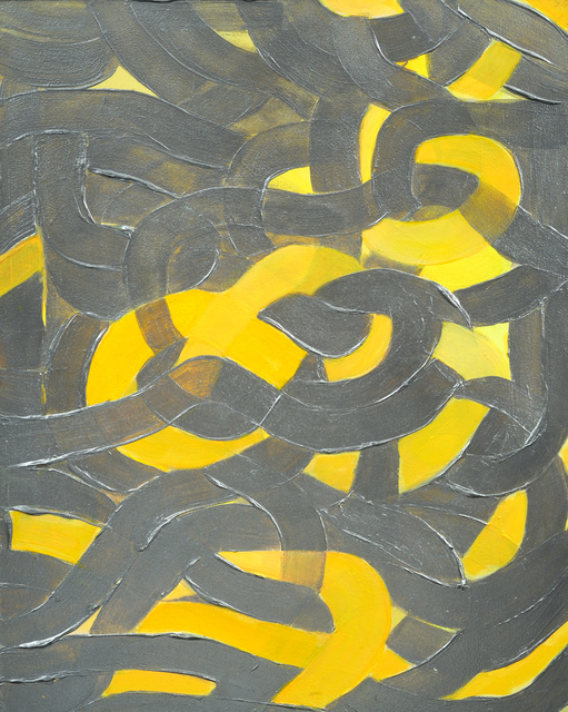 , 'Unwind Series Yellow Path,' 2015, Addison/Ripley Fine Art