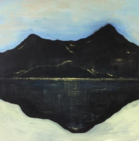 Deborah Freedman, 'Good Night Irene 3', 2012, Painting, Oil on canvas, Susan Eley Fine Art