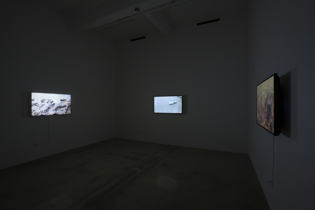 Carlos Martiel, Aislado, Installation view, Steve Turner, September 2015