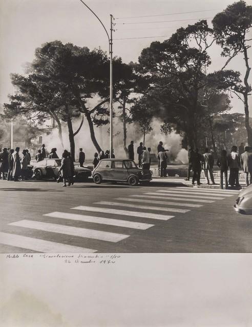 Michele Zaza, 'Simulazione d'incendio', 1970, ArtRite