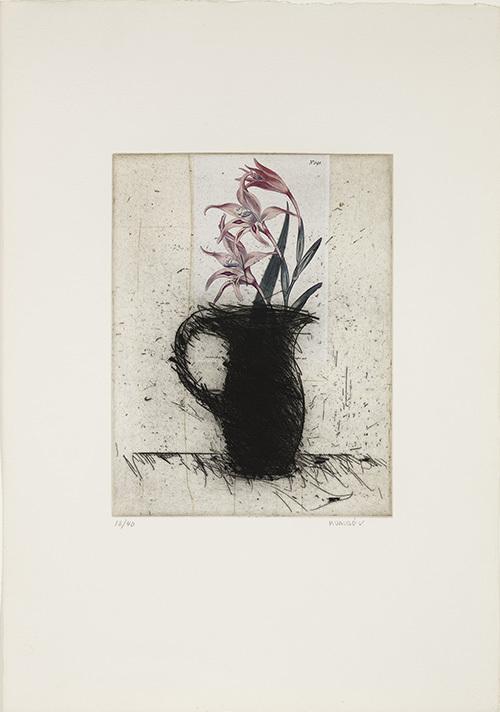 Manolo Valdés | Pequeno Jarron con flores I (1995) | Available for ...