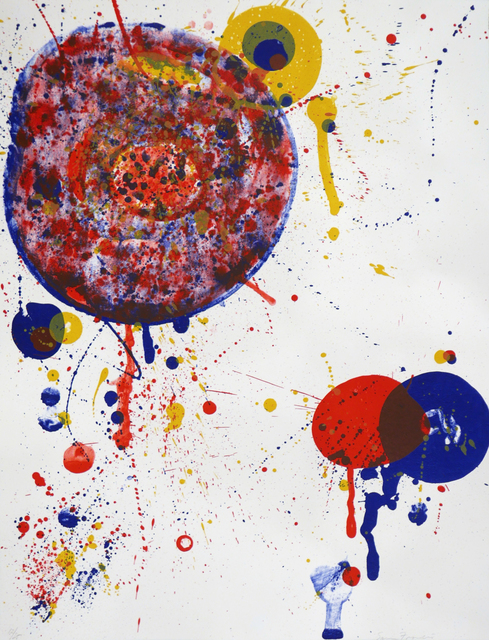 , 'Chinese Balloons,' 1963, Galerie Ostendorff