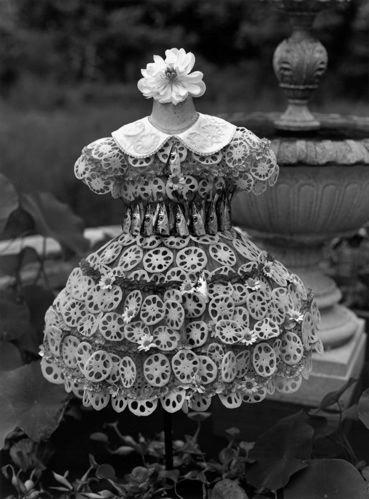 Michiko Kon (今 道子), 'Lotus and Dress', 2009, Michel Soskine Inc.