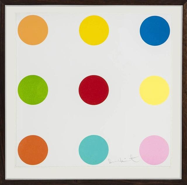 Damien Hirst, 'Glycine Cresol Red', 2011, Artificial Gallery