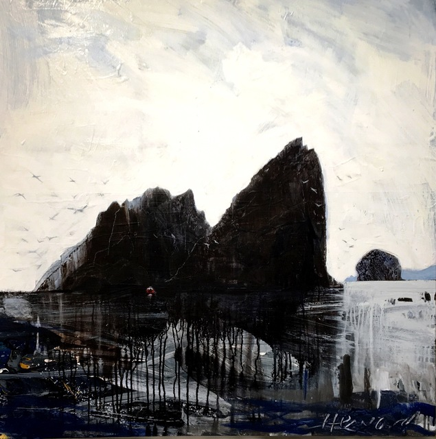 , 'Sea Harris, St Kilda,' 2015, The Biscuit Factory