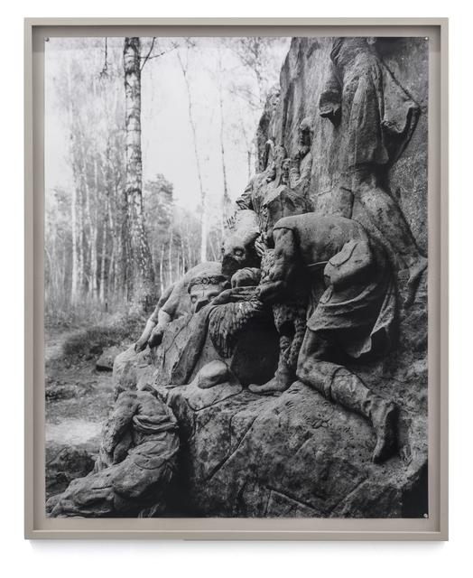 , 'Braun's Nativity Scene, Kuks,' 2015, The Ravestijn Gallery