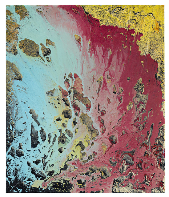 Ryan Sullivan, 'Untitled', 2015, Oil, enamel and latex on canvas, Sotheby's: Contemporary Art Day Auction