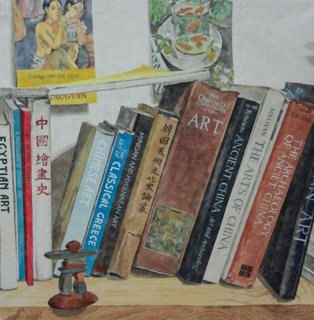 , 'The books of engineer ,' 2013, Artflow