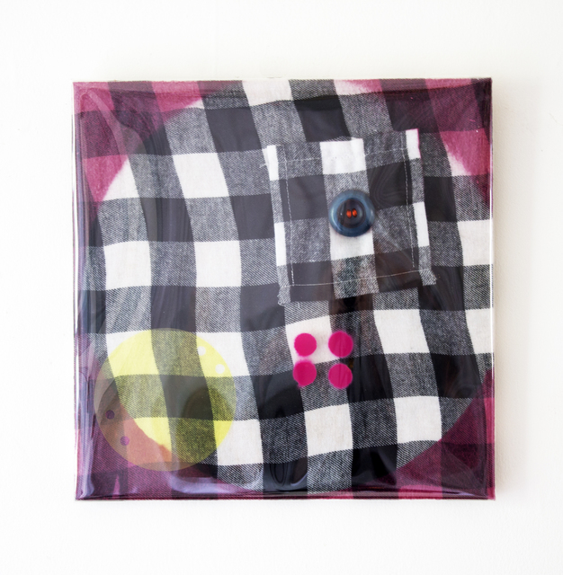 , 'Buttons.,' 2016, Open Mind Art Space