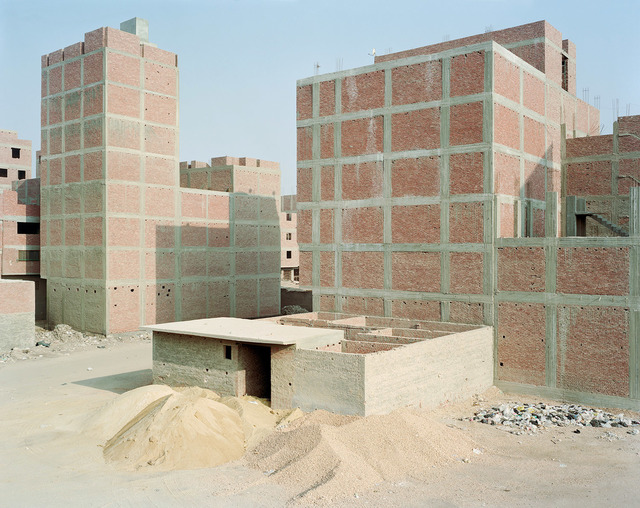 , 'Construction along Ring Road; Maryouteya, Cairo,' 2012, Pictura Gallery