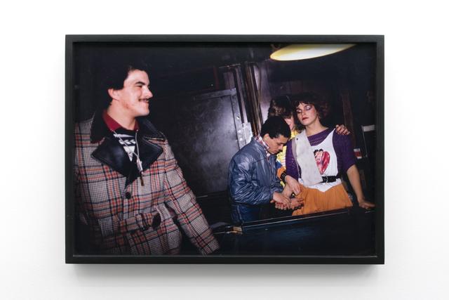 Robin Graubard, 'Kind of crazy love (Times Square NY)', 1985, Photography, Lambda print, Office Baroque