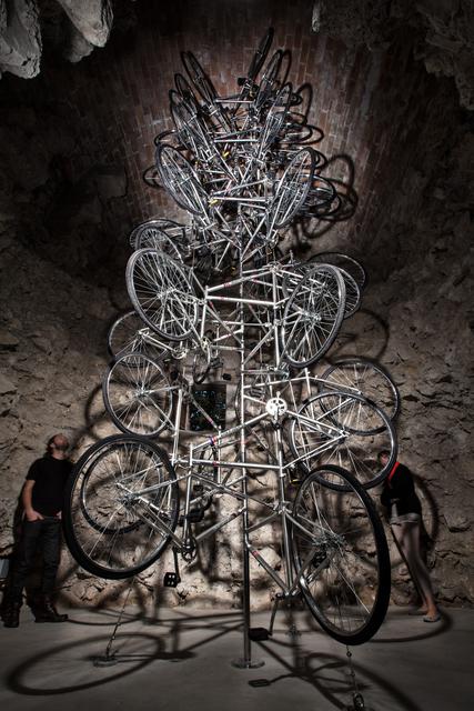 , 'Very Yao,' 2008, Galleria Continua