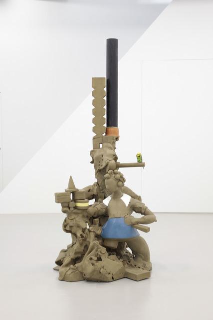 , 'Le jeu de bois de St-Bonnet Tronçais,' 2013, Base-Alpha