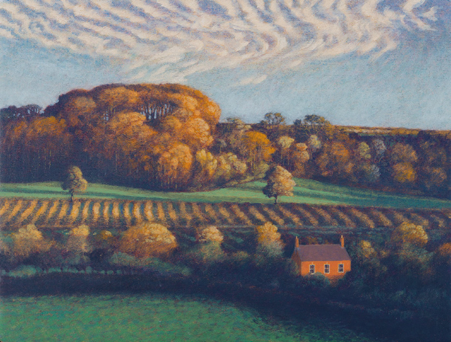 , 'The Red Brick House,' , Jonathan Cooper