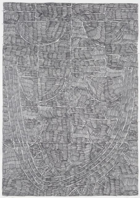 , 'ohne Titel,' 2017, Galerie Jochen Hempel