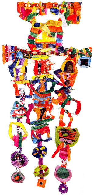 , 'Take me to the party,' 2003, Pacita Abad Art Estate