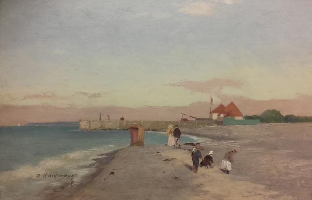 , 'On the beach,' , Galerie Kovacek