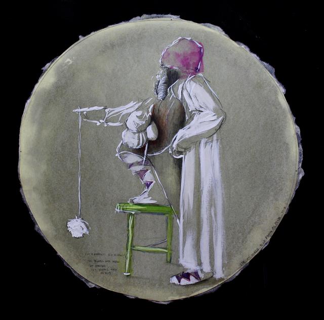, 'Can Goddesses Pray?,' 2017, Ricco/Maresca Gallery