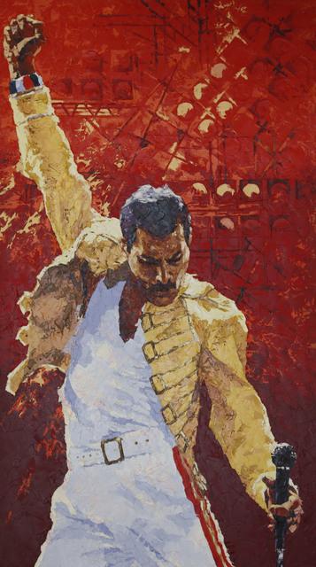 , 'Freddie Mercury,' 2012, Best Art Gallery