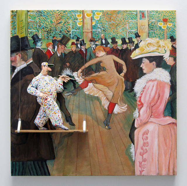 , 'GMIA: Lautrec - At the Moulin Rouge, The Dance,' , Water Street Gallery