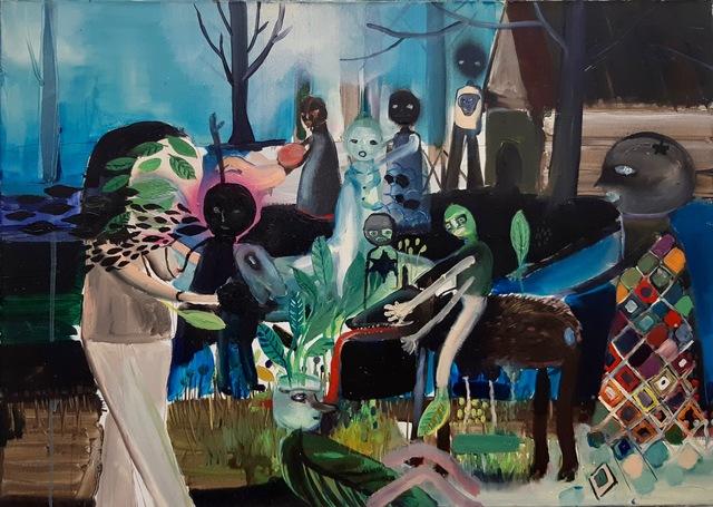 , 'Me Una Falsa Primavera,' 2013, Robert Kananaj Gallery