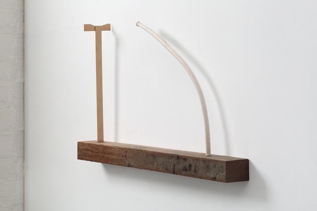 , 'Unbending 2,' 2014, Karsten Schubert