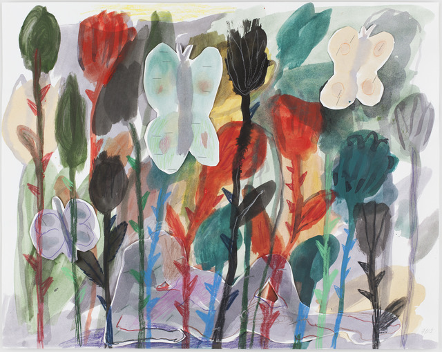 Jim Drain, 'Mad Thorns,' 2013, ICI Annual Benefit & Auction 2013