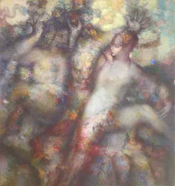 , 'Ginger Lion,' 2005, Vanda Art Gallery