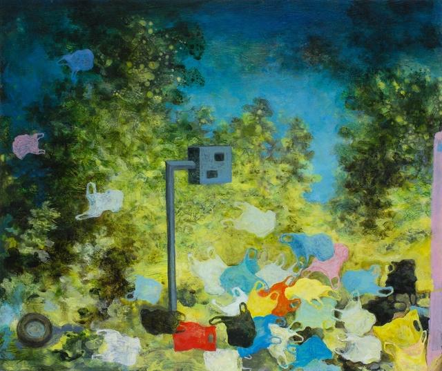 , 'Bags,' 2016, Rebecca Hossack Art Gallery
