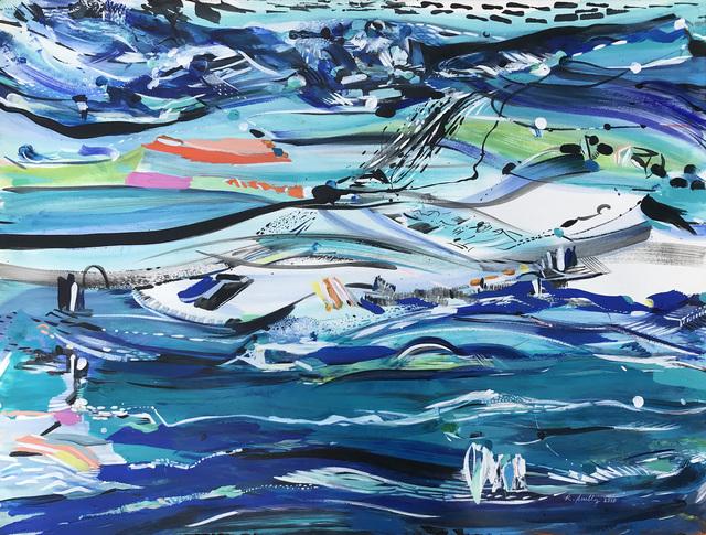, 'Inner Journey 12,' 2018, Octavia Art Gallery