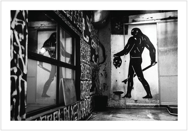 , 'Cleon Peterson - Hong Kong 2016,' 2017, Black Book Gallery