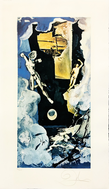 Salvador Dalí, 'THE TOWER', 1978, Gallery Art