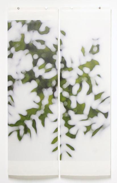 Jeri Eisenberg, 'Summer Greens No. 3', 2008, Carrie Haddad Gallery