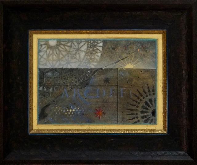 , 'Sampler III - Alphabet,' 2016, J. Cacciola Gallery