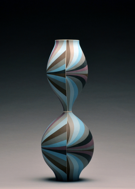 , 'Enclosed Vase Form #2,' 2015, Duane Reed Gallery