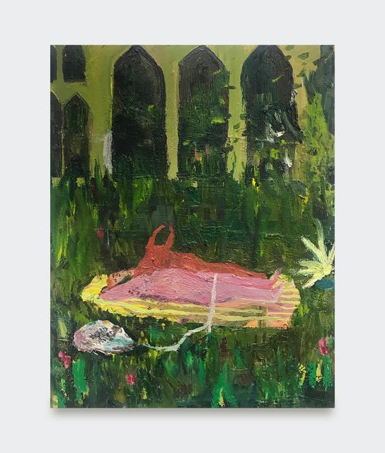 , 'Church,' 2018, V1 Gallery