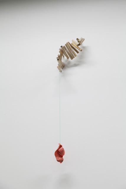 Margrét H. Blöndal, 'Untitled (sticks, nylon string, rubber)', 2010, i8 Gallery