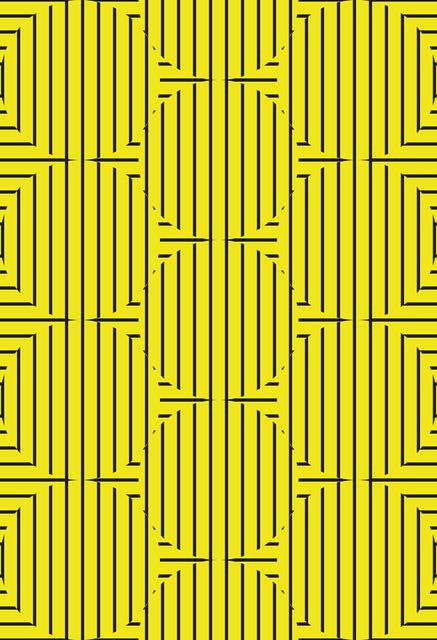 , 'Gate 1,' 2016, Parafin