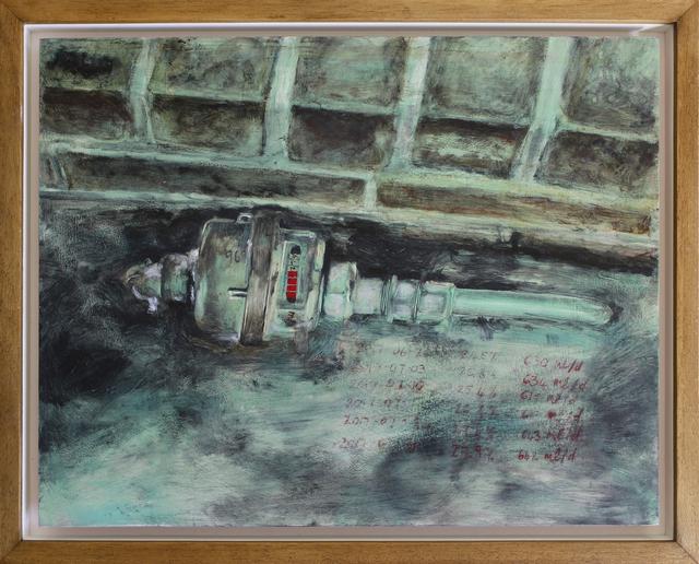 , 'Watermeter / Water meter,' 2018, Absolut Art Gallery